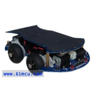 四驱版DIY竞赛小车套件