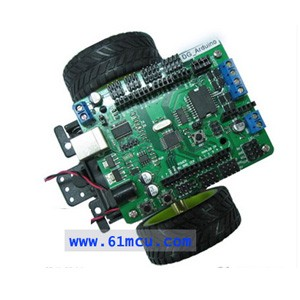 arduino的硬体电路板可以自行焊接组装成