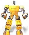 21自由度人形机器人