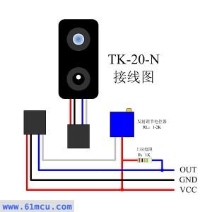 将电位器和上拉电阻直接设计到板子上