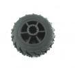小型橡胶车轮-直径38mm