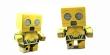 中小学纸盒机器人教学套装
